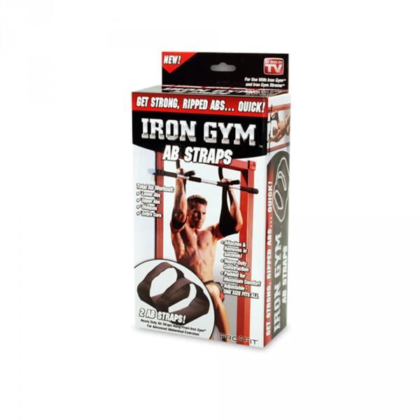 Iron Gym Ab Straps